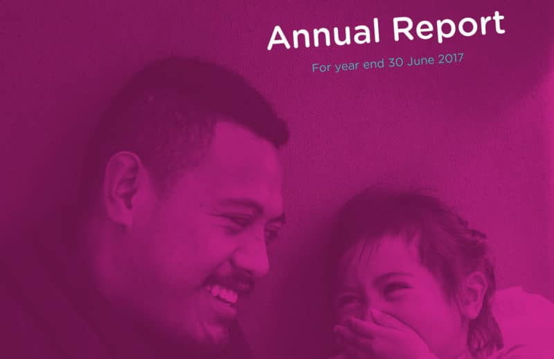 Storytime Foundation Annual Report 2017